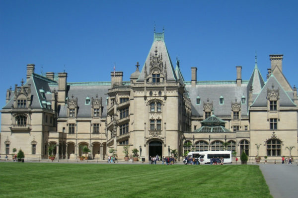 asheville historic attractions - biltmore estate